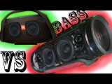 JBL BOOMBOX , JBL Xtreme - CRAZY BASS!!! SOUND COMPARISON!!!