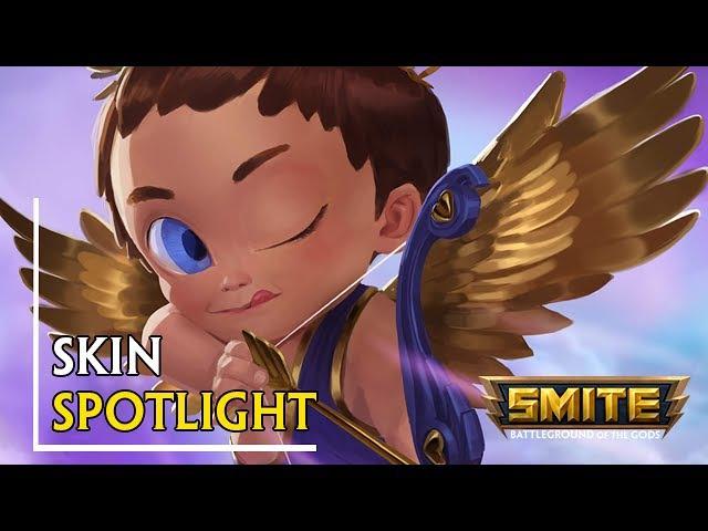 Mastery Cupid Skin Spotlight
