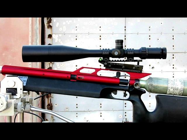 Range Scenes of the 1108 yd Shots-Airgun