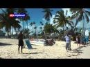 пляж Баваро, Доминикана. Bavaro Beach, Punta Cana, Dominican Republic