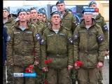 В 98 гв. дивизии почтили память десантников погибших в авиакатастрофе 1989 г.