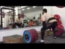 Хафиз Вердиев, тяга 370 кг