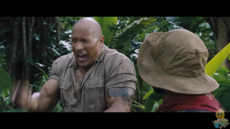 Смотреть фильм Джуманджи: Зов джунглей 2017 комедия новинки кино онлайн в хорошем качестве HD l;evfyl;b pjd l;eyuktq трейлер