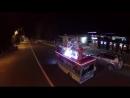 Раменские умельцы сделали из жигулей автобус и прокатились по городу