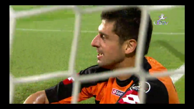 2011 - 2012 Sezonu - Beşiktaş-MKE Ankaragücü dakika 81 gol Sidnei