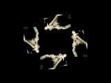 Голограмма Призраки,Ужасы, Страх - Видео для 3D-пирамиды