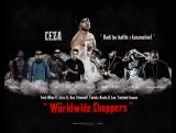 Tech N9ne — Worldwide Choppers (feat. Ceza, JL, U$O, Yelawolf, Twista, Busta Rhymes, D-Loc & Twisted Insane)