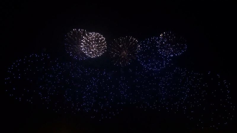 Фестиваль фейерверков 💥✨