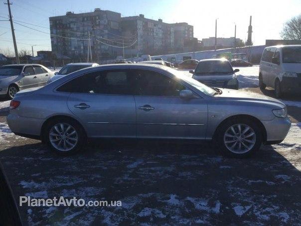 Hyundai Grandeur, 2008г. Цена: 6388 грн./мес. в г.Кропивницкийhttp://
