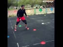 Отличная тренировка для борца