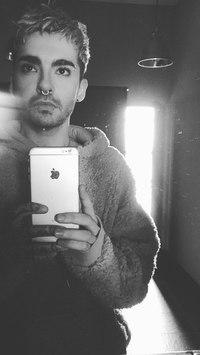 Bill Kaulitz Instagram - 20.02.2017 - Selfie