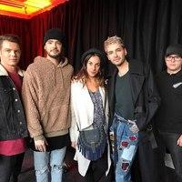 Tokio Hotel Promo Day 2 - 21.02.2017
