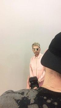 Bill Kaulitz for NYLON magazine germany 21.02.2017