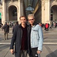 Bill Kaulitz - Milan, Italy, 22.02.2017