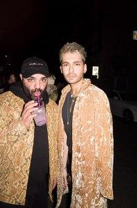 Bill Kaulitz &  Mumi Haiati - Milan, Italy, 22.02.2017