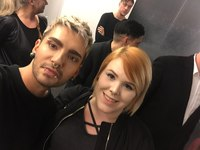 Bill Kaulitz - 07.03.2017 - Hamburg, Germany