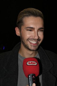 Bill Kaulitz 2017 Berlin, Germany for Radio SAW
