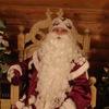 Уральская резиденция Деда Мороза с оленями