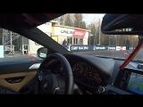 700 hp BMW M6 F13 0-300 kmh in 25 sec.