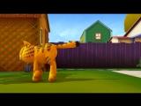 The Garfield Show s1s1-2 - Pasta WarsMother Garfield