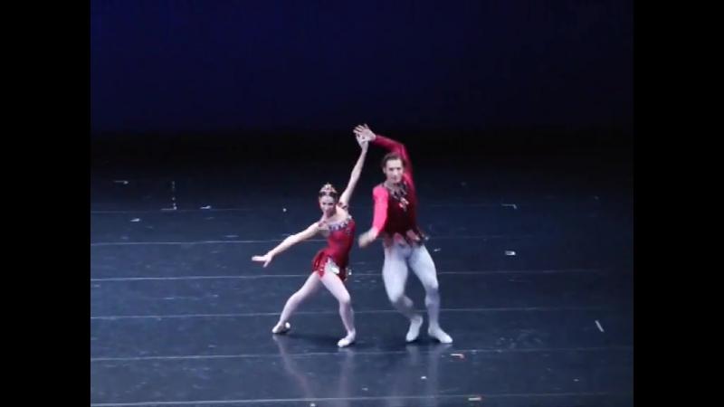 Бенуа де ла Данс-2011: Мария Яковлева / Benois de la Danse-2011: Maria Yakovleva