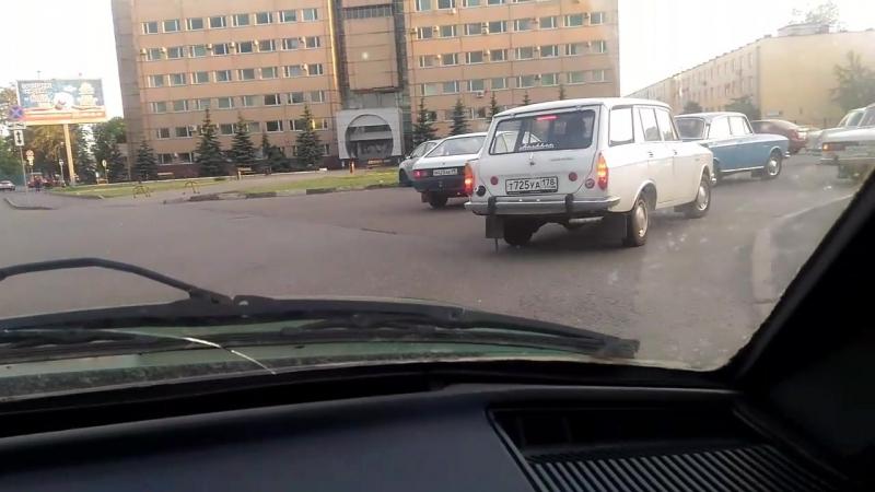 Москвичёвской колонной(24.06.2017)