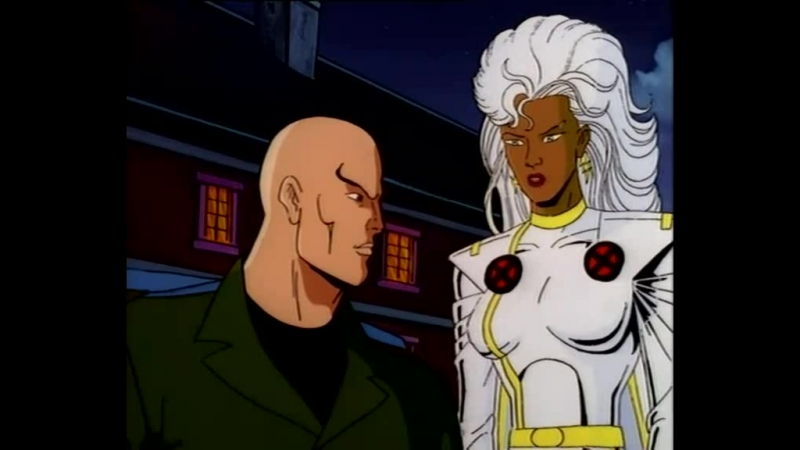 Люди Икс (3 сезон .17 серия) 1992