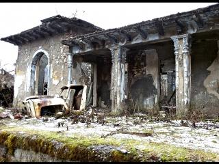 PhotoStory1 Акармара. Ж.Д. станция и Ж.Д. вокзал.