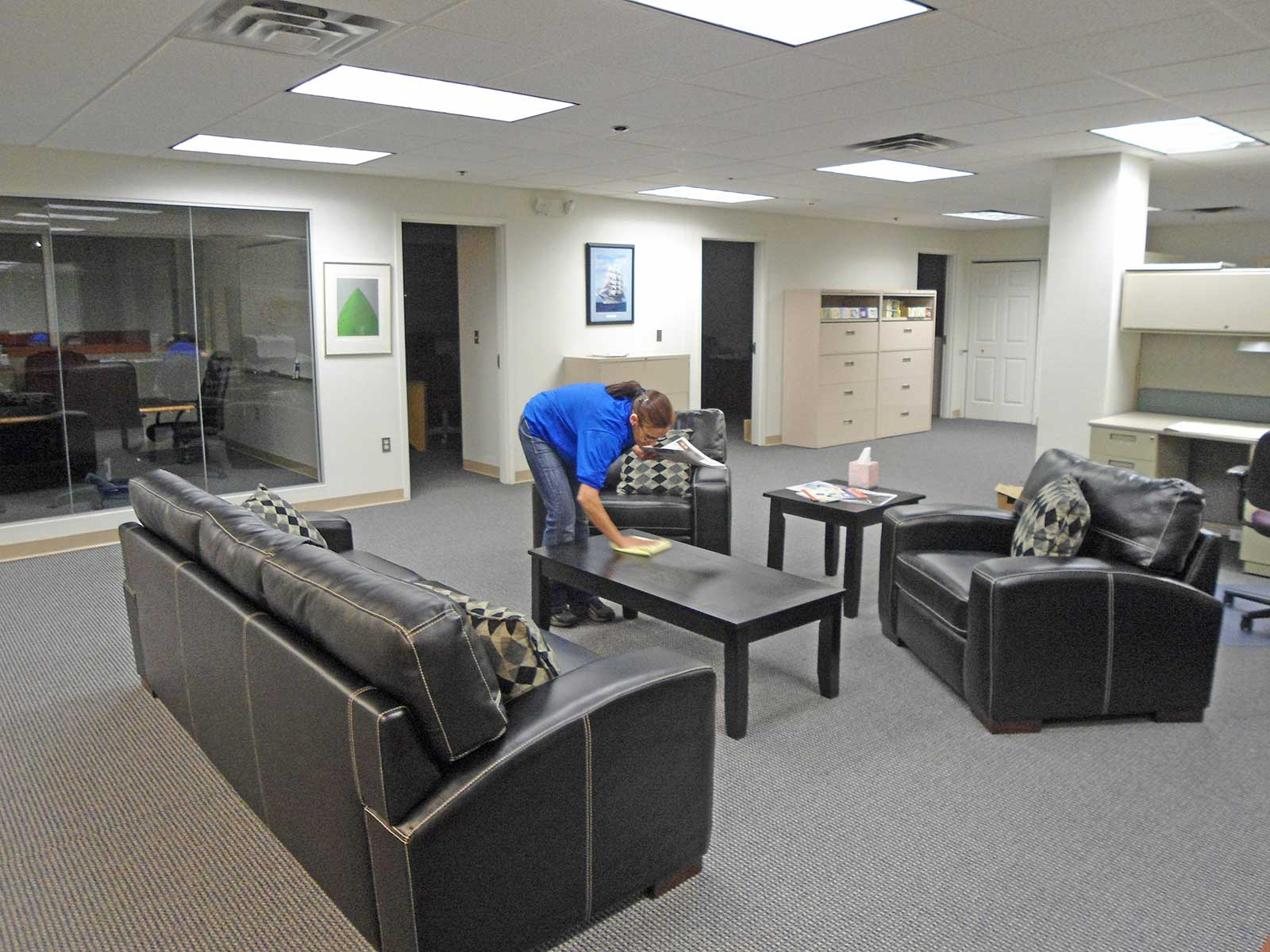 Business Furniture Cleaning