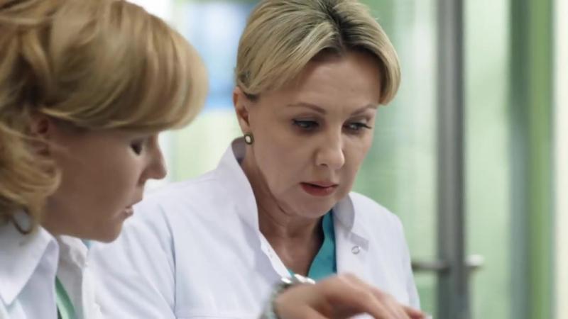 Склифосовский 4 сезон 22 серия Склиф 4 Марина Ирина Алексеевна и мед сестра