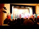 Златая Русь (Отчётный концерт хора народной музыки