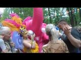 Шествие - 4. Встреча со слоном. #ВидеоМИГ