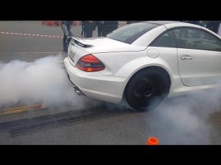Mercedes vs. Audi на ED RACING AUDI Vin.