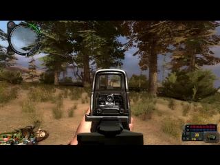 Stalker CoP, ShWM 3.0, аниматор атычает-2