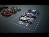 Трейлер Gran Turismo Sport — Классы Автомобилей.