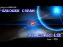 Тест-Обзор.LED VS GALOGEN_Светодиодные лампЫ H4_H11_H7_V18 TURBO LED