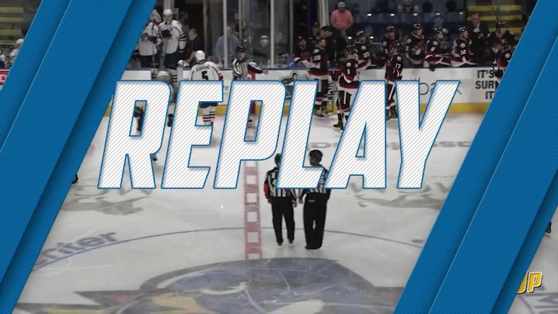 Highlights from last nights 7-4 victory over the Belleville Senators. RiseUp