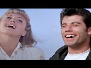 Olivia Newton-John and John Travolta - Summer Nights. Grease. (1978)