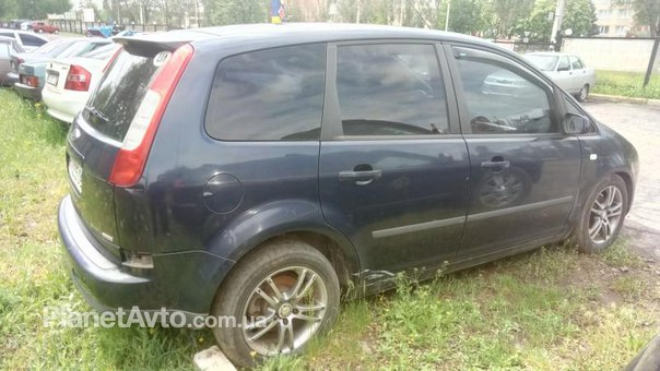 Ford C-Max, 2006г. Цена: 3970 грн./мес. в г.Днепр№: 283715 Ford C-Ma