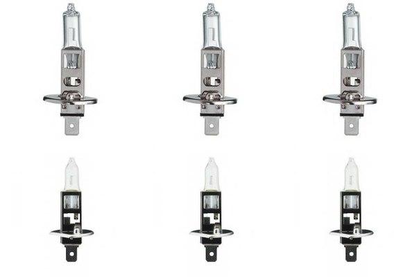 Лампа накаливания, фара дальнего света; Лампа накаливания, основная фара; Лампа накаливания, противотуманная фара; Лампа накаливания; Лампа накаливания, основная фара; Лампа накаливания, фара дальнего света для BMW Z1