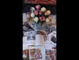 ? Спасибо @ksantipa31 за такие красивые номера журналов,))) Выпуски с моим творчеством у Кати получились великолепными)❣️