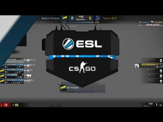 Knife by s1mple vs LDLC @ESL