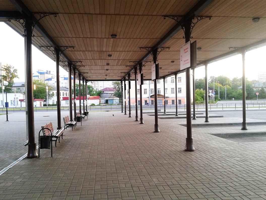 Автовокзал г. Рыбинск