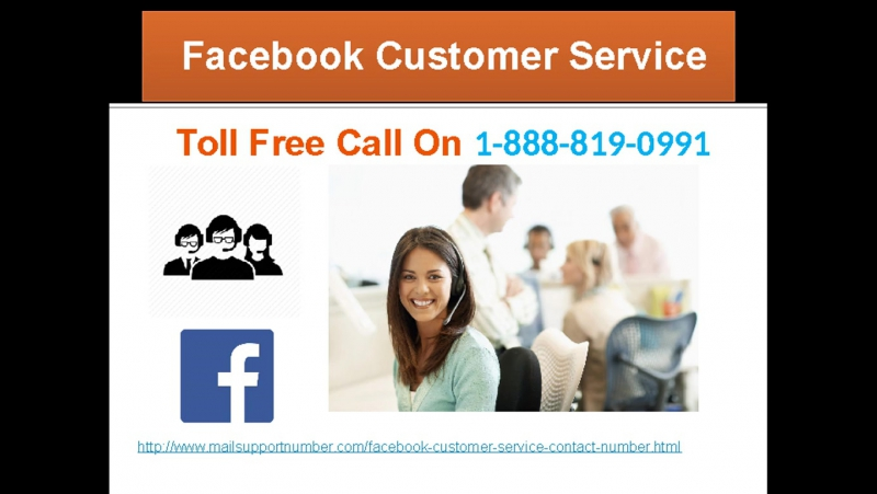 What is the best way to get Customer Service for Facebook 1-888-819-0991?
