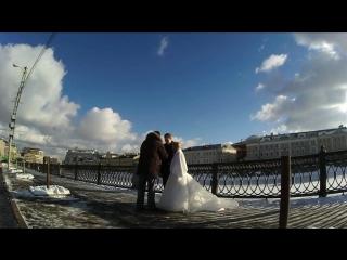 Свадьба Дианы и Алексея (21.01.2017)