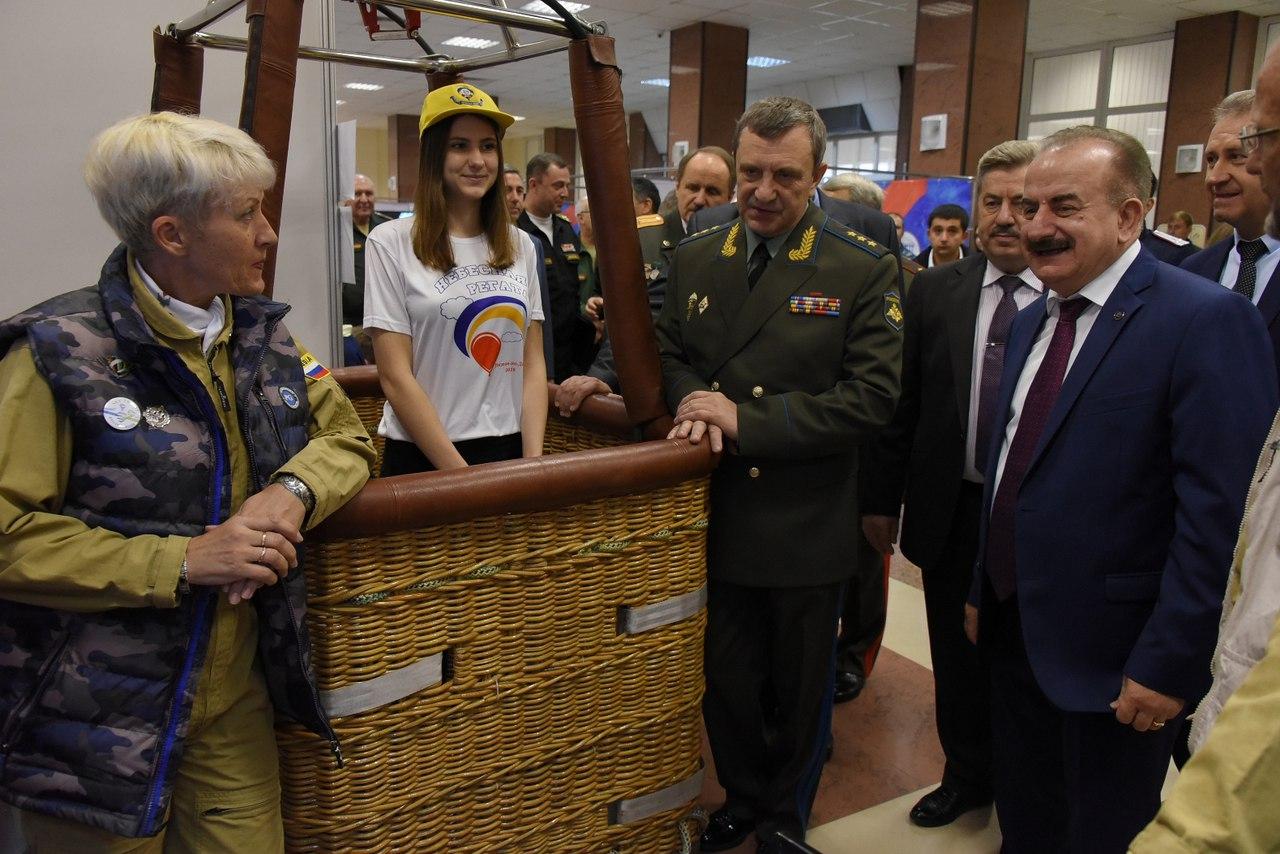 В Ростове открылся уникальный для страны образовательный центр «ДОСААФ – ДГТУ»