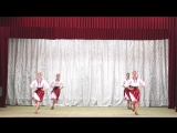 Волкова Алина//Украинский танец