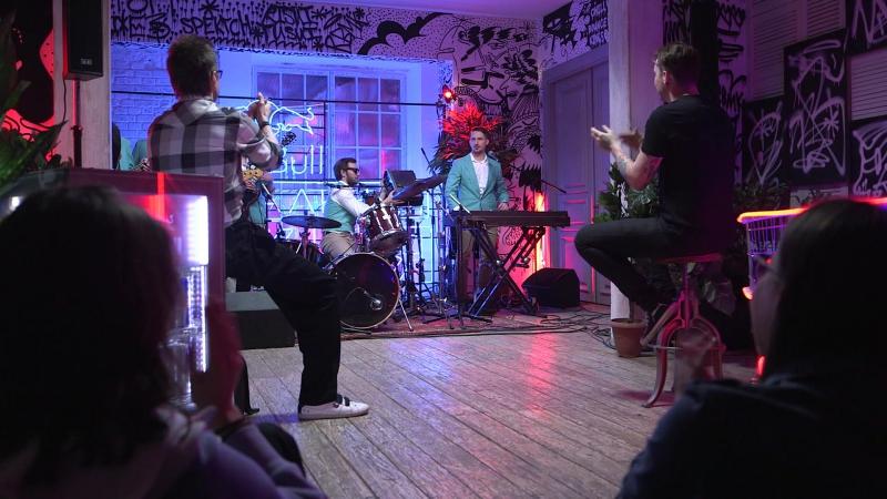 The Soul Surfers в проекте Red Bull Музыкальная Кухня на ТНТ MUSIC!