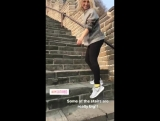kirsten moore-towers china great wall