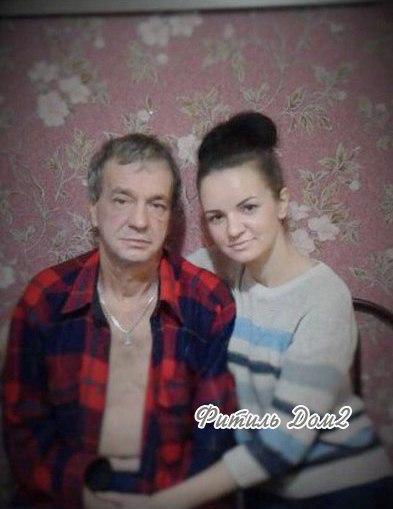 Антона Гусева и Вику Романец заметили вместе в Санкт-Петербурге